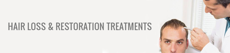 Hair Loss & Restoration Treatments in Delhi