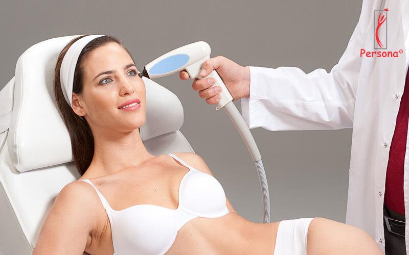 Laser Treatment procedure
