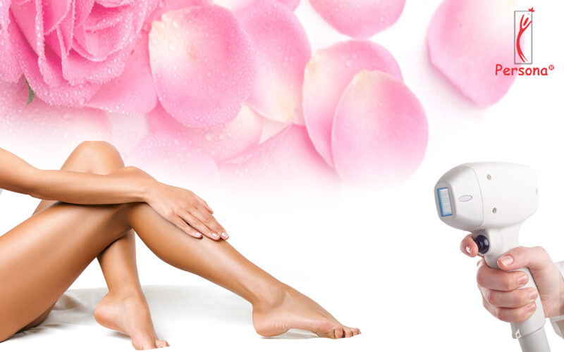 Persona Laser Hair Removal procedure